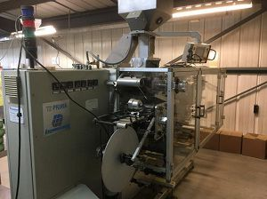 Others T2 Prima, Teabagging Machine