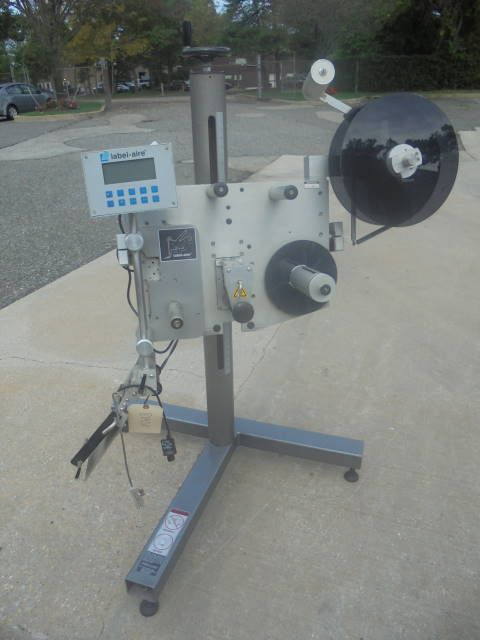 Label Aire 3115-1500, Labeler
