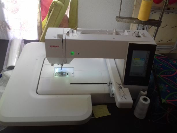 Others Embroidery machine