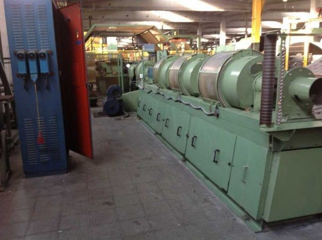 Others STRANDING MACHINE, A ROTARY DRUM – TWISTER