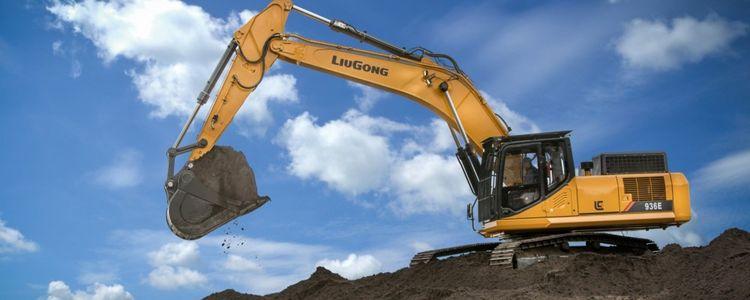 LiuGong 936E Stage IV Large Excavators