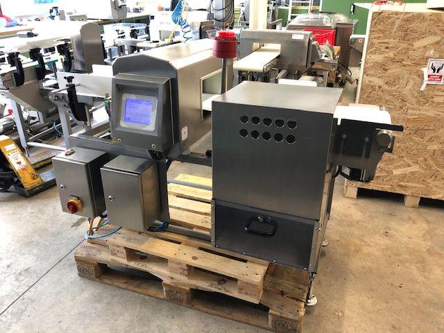 Mesutronic MN 5.0 CI 300/175 metal detector