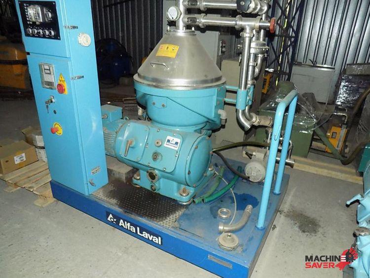 Alfa Laval VNPX 407 SGT 34 Separator / Disc stack centrifuge