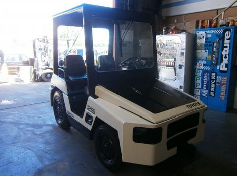 Toyota 02TD25 Diesel (With Canopy)
