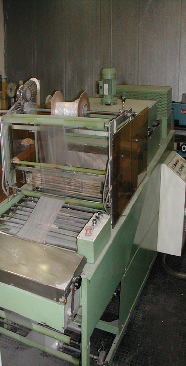Sitma C 408  Film Wrapping Machine