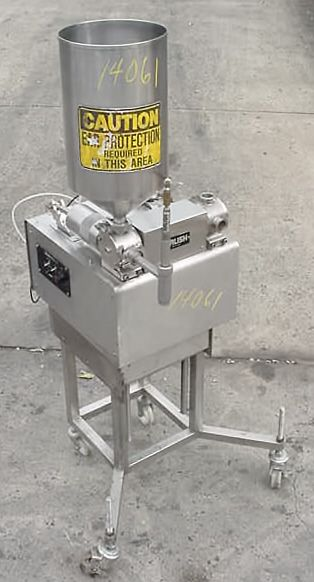 Kalish 3000, Piston Filler