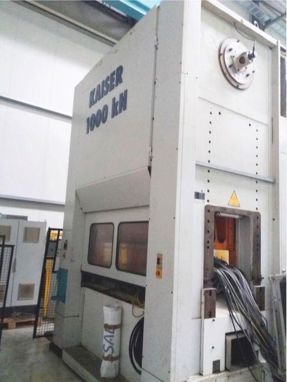 Kaiser KSTU 1600 - 20 - 4 P 160 Ton