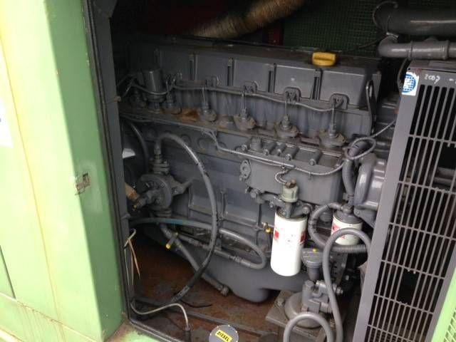 Deutz BF6M 125 kVa