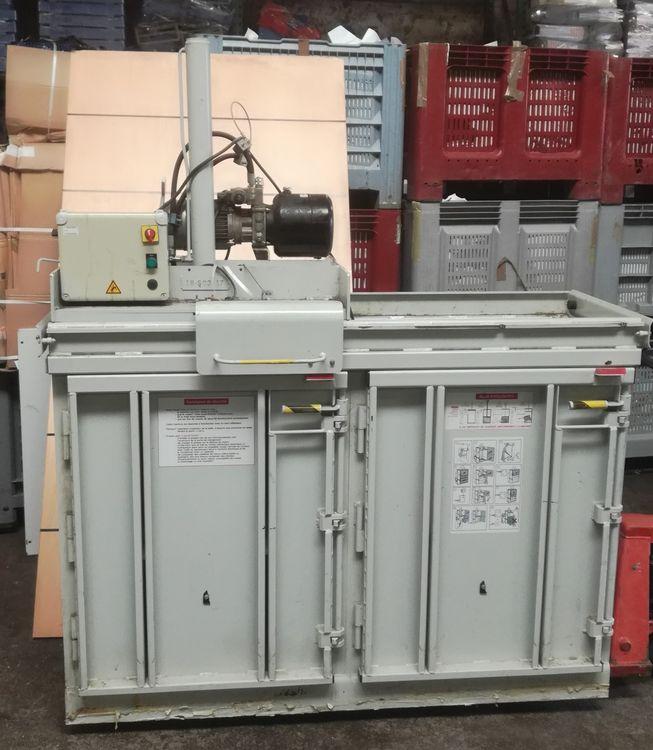 Double bin press 50kg