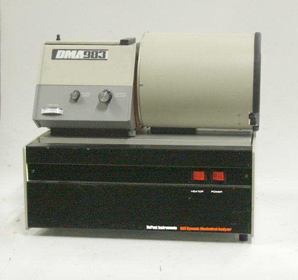 TA Instruments DMA 983 Dynamic Mechanical Analyzer