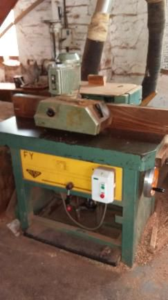 Wilson FY Spindle with power feed