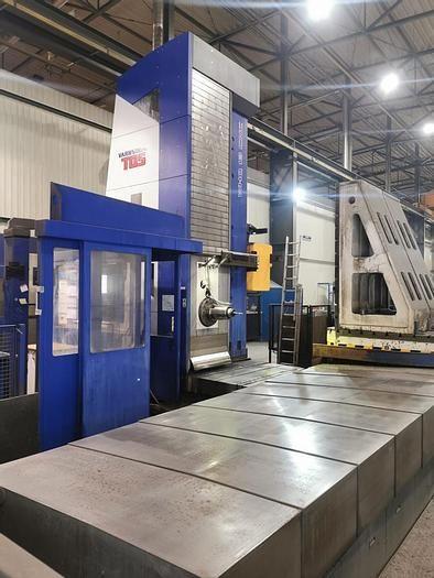 TOS Varnsdorf WHQ 13 CNC boring machine  3000 rpm