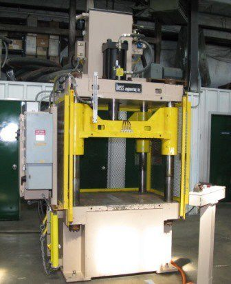 Hess 40-3238-10-18 Down-Acting Presses