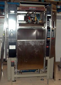 Amsco Eagle SL3433, Vacamatic Floor-model Autoclave Sterilizer