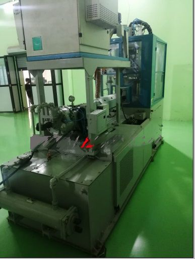 Nissei ASB 50MB V2.2 INJECTION STRETCH BLOW MOULDING MACHINES