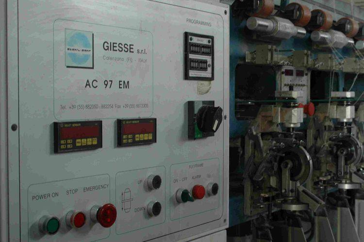 Giesse GIESSE CHENILLE MACHINE AC 97/EM