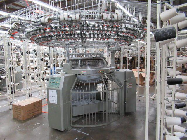 "2  Sames Knitting Machine 36"""