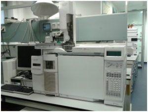 Agilent 5975 GC-MS System