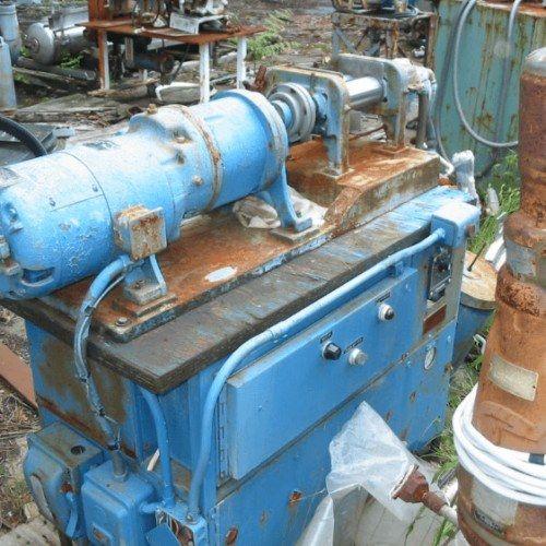 Stewart Bolling Laborator Two Roll Mill