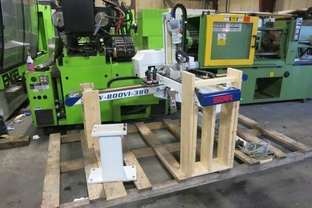 Star Automation TW800VI-380 80-300 Ton