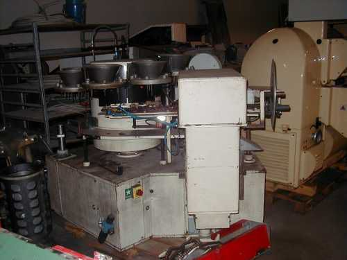 Optima BA 6, Bag Filling and Clip Machine