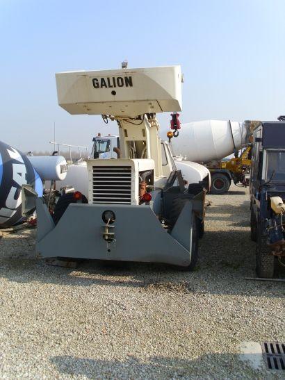 Galion 150A  Auto crane