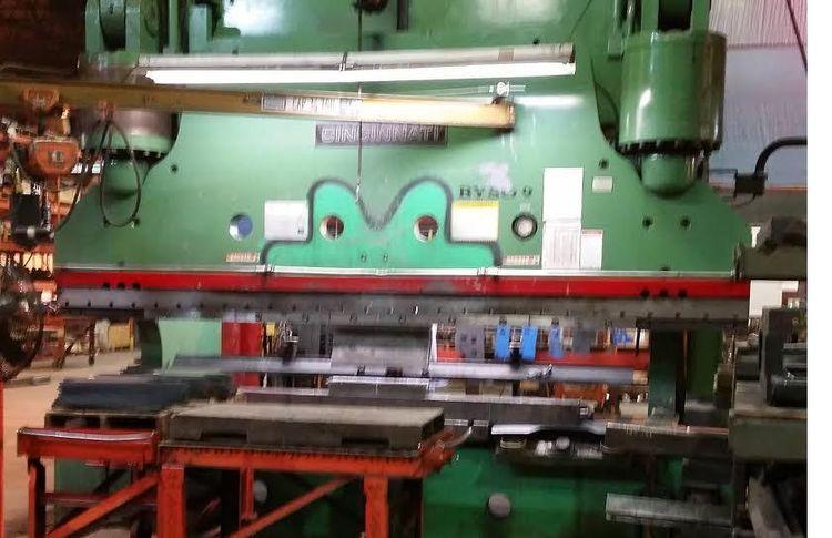 Cincinnati 14 FT FORMASTER HYDRAULIC PRESS BRAKE 600 Ton