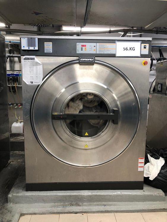Girbau LS 355 Washer Extractor - Girbau- 56.KG Used