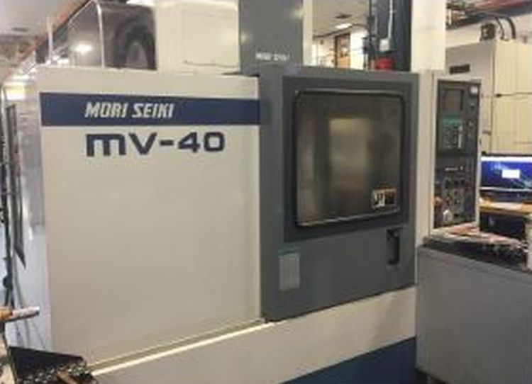 Mori Seiki MV-40B 3 Axis