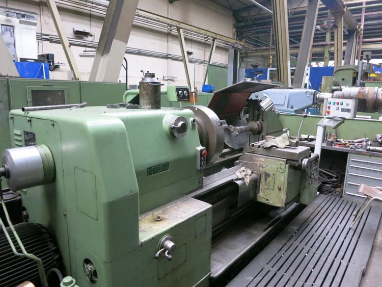 Weipert Engine Lathe Variable WVP 710