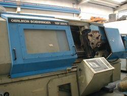 Boehringer, Oerlikon cnc control Variable Vdf 250c 2 Axis