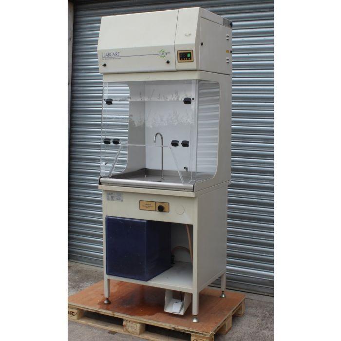 Labcaire Formalin Dispensing Workstation