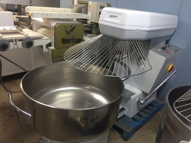 Esmach ISE/250A Bowl Spiral Dough Mixer