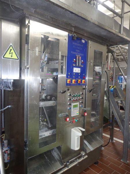 Nichrome  FILPACK 5000 milk filling machine