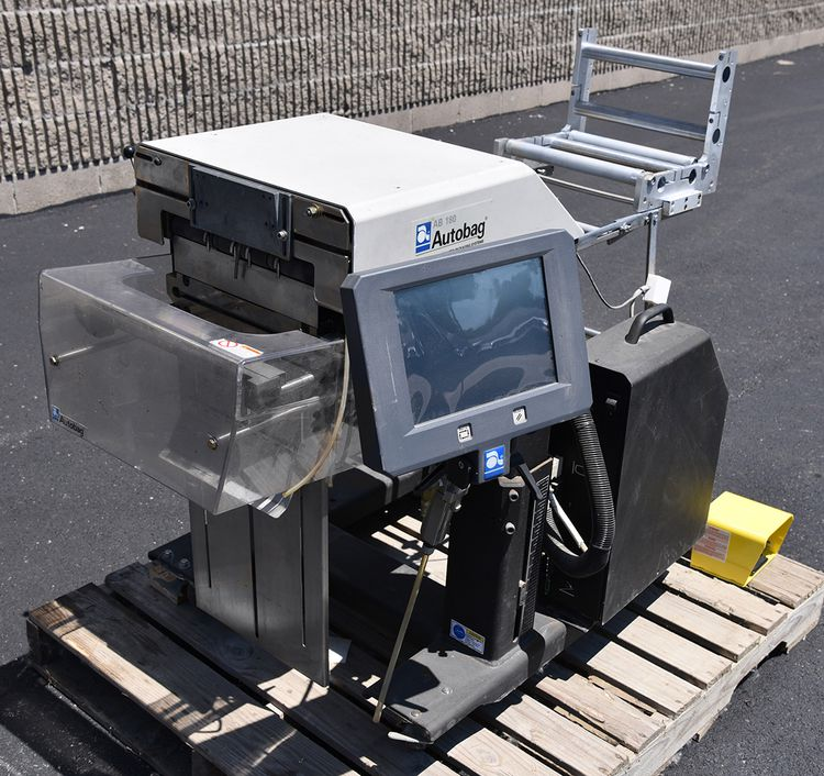 Autobag AB 180 automatic BAGGER