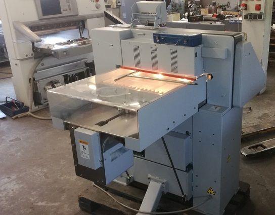 Horizon 610, Cutting Machine