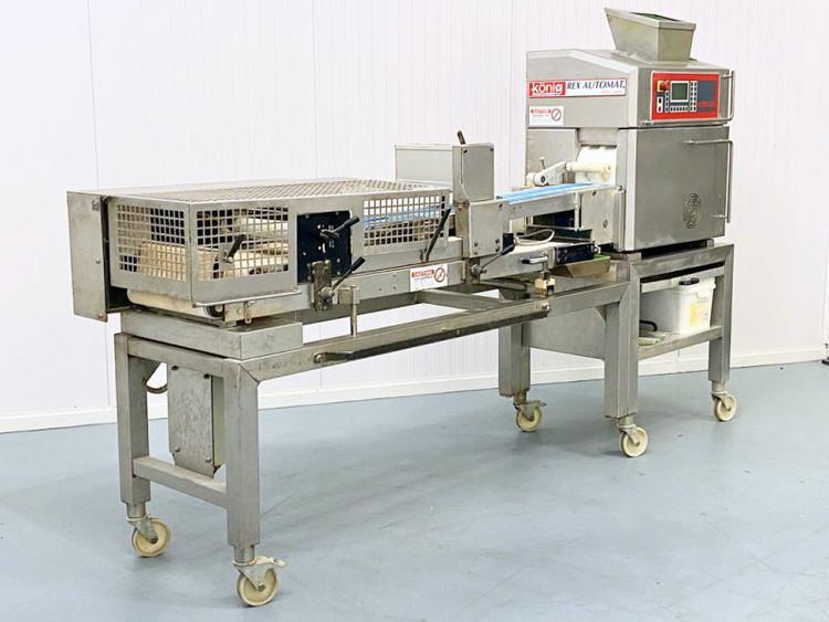 König Mini Rex 4000 Roll Moulders - Plants