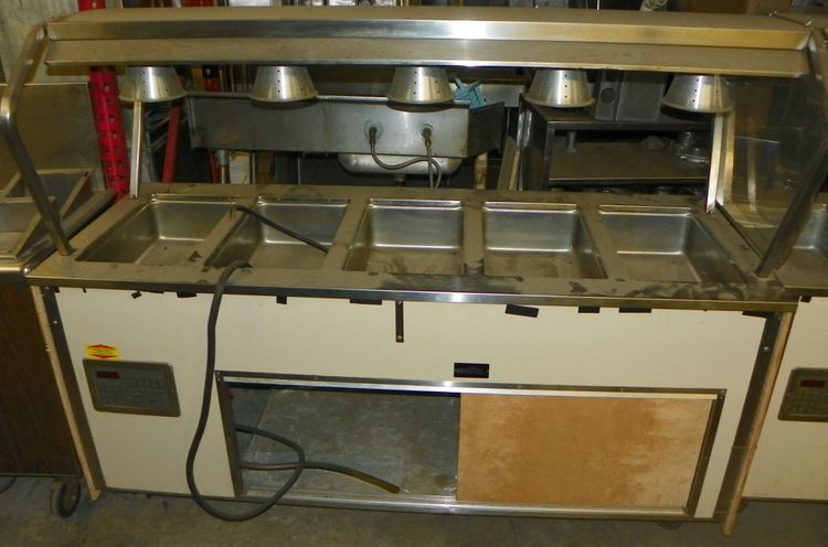 Other J-18 Electric Steam Table