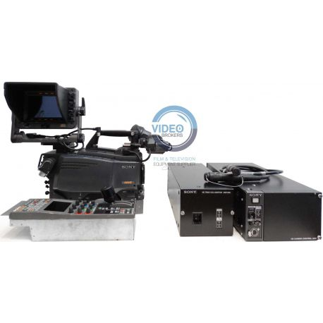 Sony HDC-1550 Portable HD studio camera 3CCD