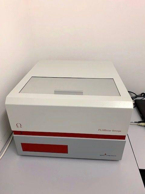 BMG LabTech Fluostar Omega Microplatereader