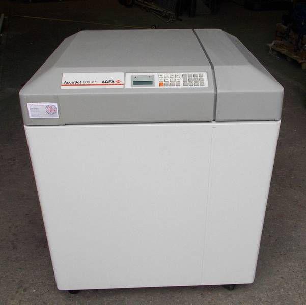 Agfa AccuSet 800 Plus