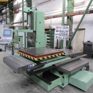 TOS WH 10 CNC 100 mm 1250 rpm