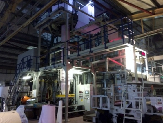 Polyrema Blown Film Extrusion Line
