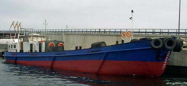 Single Hull Bunker Tanker 168 m3