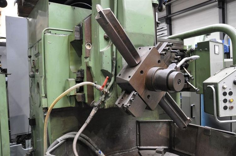 Jungenthal PK8 Vertical turning machines conventional & CNC
