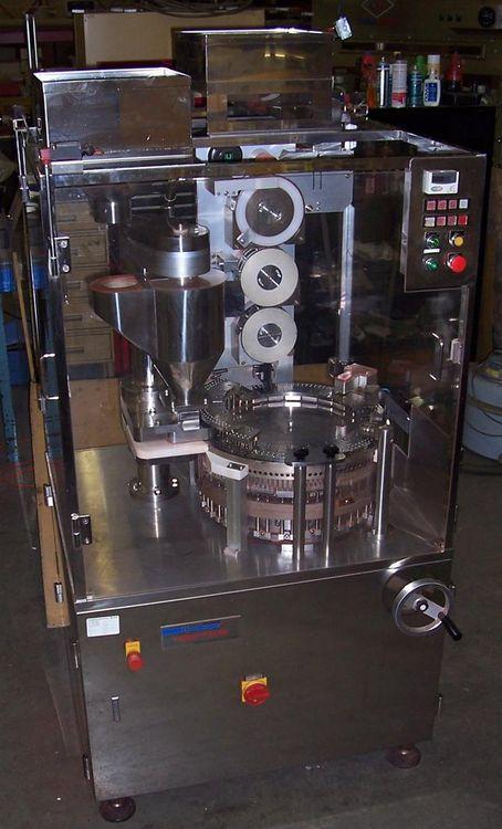 Qualicaps JCF40 0 & 1 Automatic Capsule Filler