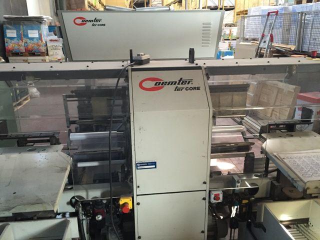 Coemter T - CORE 9290 / 38-25 DP Welding machine 2 tracks