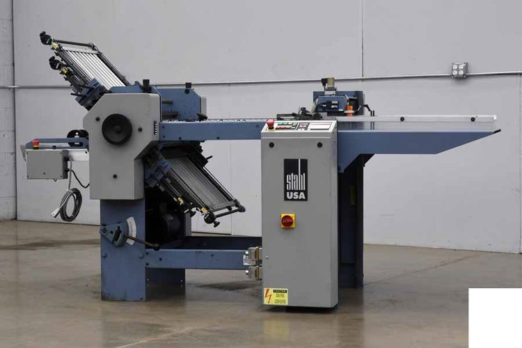 Stahl B20 Pile Feed, Paper Folder