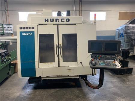 Hurco VMX30 Ultimax 4 3 Axis