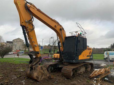 Hyundai HX140LC Excavator